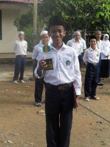 MTs Fathur Rahman's Student